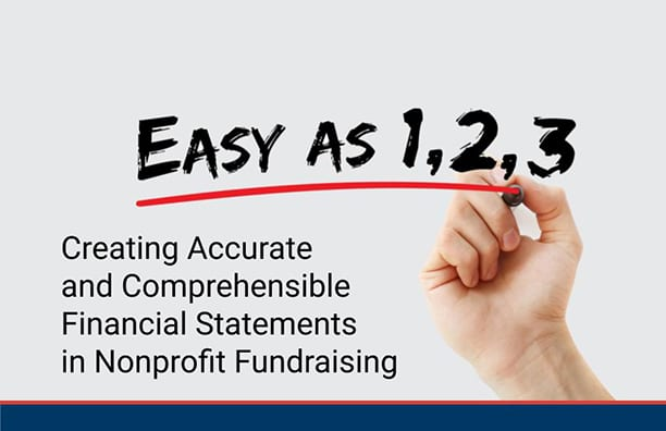 Make Your Financial Statements Stand Out in Nonprofit Fundraising