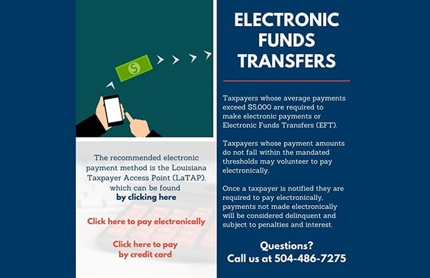 What You Need to Know About Electronic Funds Transfers